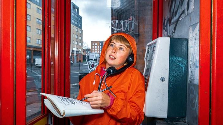 Katrine Turner:  An alternative helpline for the end of the world