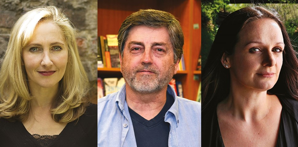 Anna Mazzola, Douglas Skelton & C.L Taylor