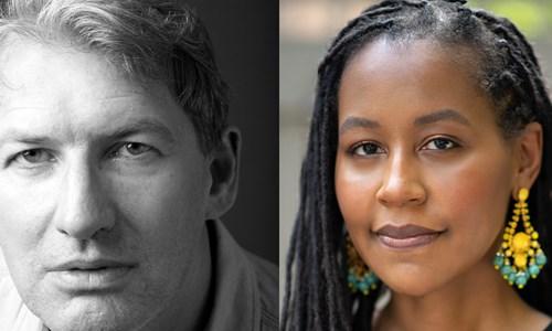 Alan Warner & Dawnie Walton with Kirstin Innes - Fiction as the New Rock 'n' Roll