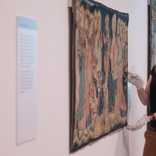 Burrell at Kelvingrove: Tapestries