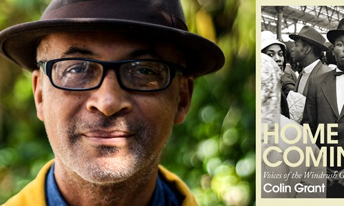 Colin Grant, Voices of the Windrush Generation