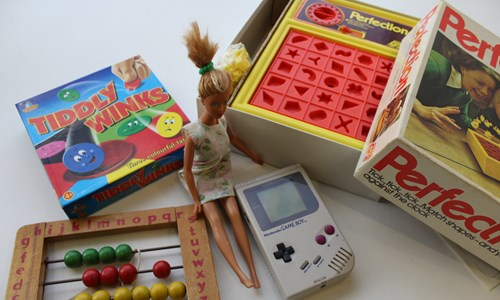 Do you remember these toys?