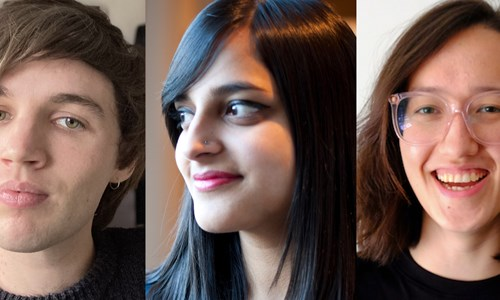 Liam Konemann, Arusa Qureshi and Katie Goh - Big Ideas To Carry In Your Pocket