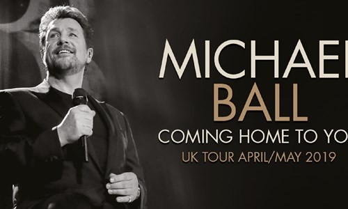 Michael Ball - Coming Home To You Tour