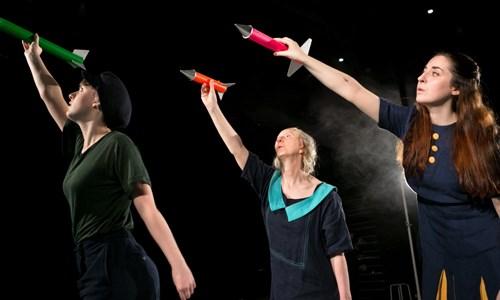 Mòd 2019: NTS - Rocket Post (screening and family workshop)