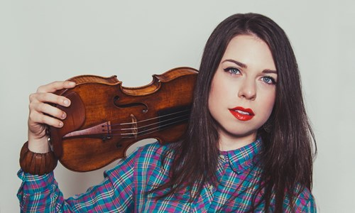 Tessa Lark, Phamie Gow & the Royal Scottish National Orchestra: 'Sky' and 'Lammermuir'