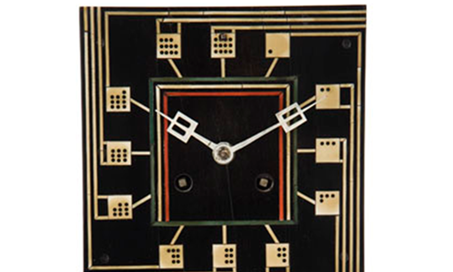 Kelvingrove Talks: Charles Rennie Mackintosh's Domino Clock