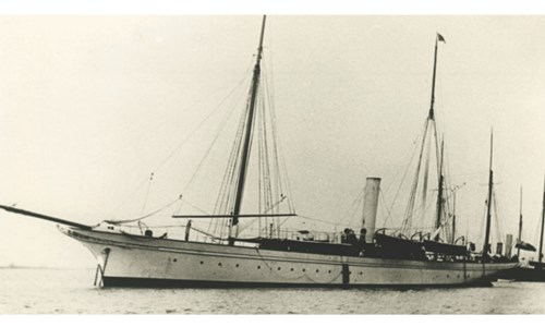 The Tragedy of the Iolaire: Malcolm Macdonald and Alyth McCormack
