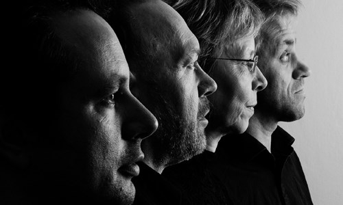 Edinburgh Quartet: Conflicting Places