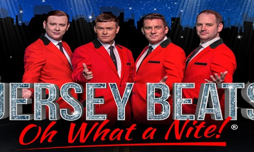 'The Jersey Beats' Oh What A Nite!