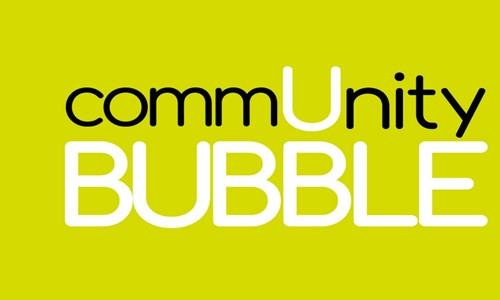 Unbelievabubble by Volunteer Scotland