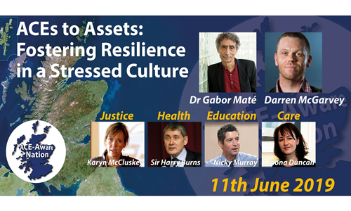ACEs to Assets - Fostering Resilience in a Stressed Culture