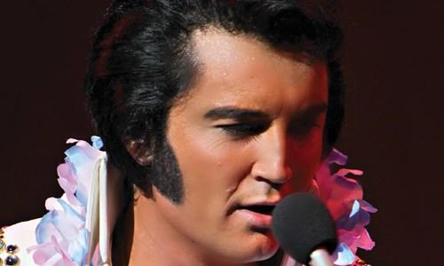The King is Back: Ben Portsmouth is Elvis