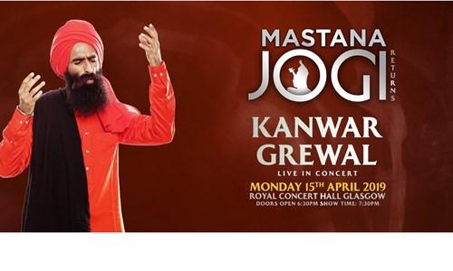 Mastana Jogi Returns - Kanwar Grewal Live in Concert
