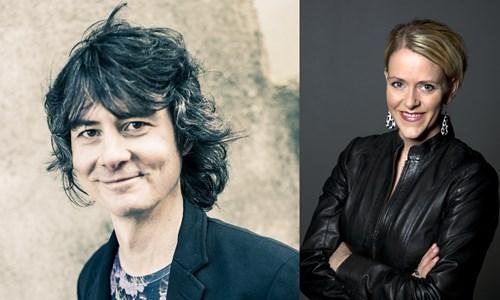 Antti Tuomainen & Lilja Sigurdardottir