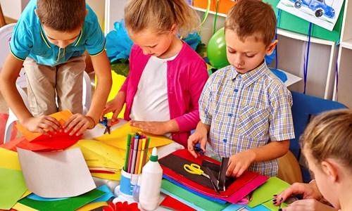 Creative Arts & Play