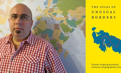Zoran Nikolic, The Atlas of Unusual Borders