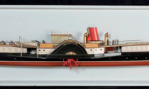 Special Interest Tours - Ship Models in Detail